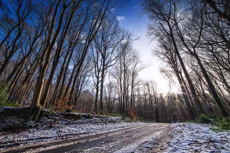 Se déplacer à vélo durant l'hiver