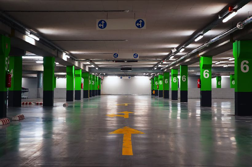 Améliorer la sécurité dans les parkings ?