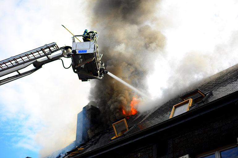 Les détecteurs autonomes d'incendie dans chaque maison