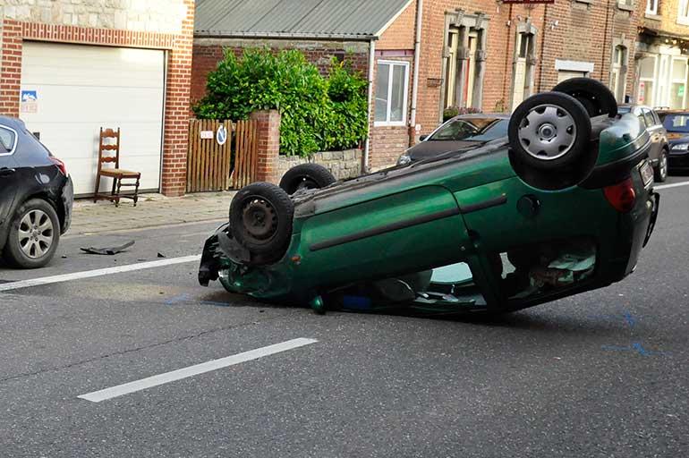 Verkeersongeval met gewonden: de eerste reacties